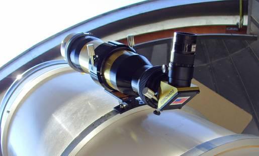Solar Max Sonnenteleskop