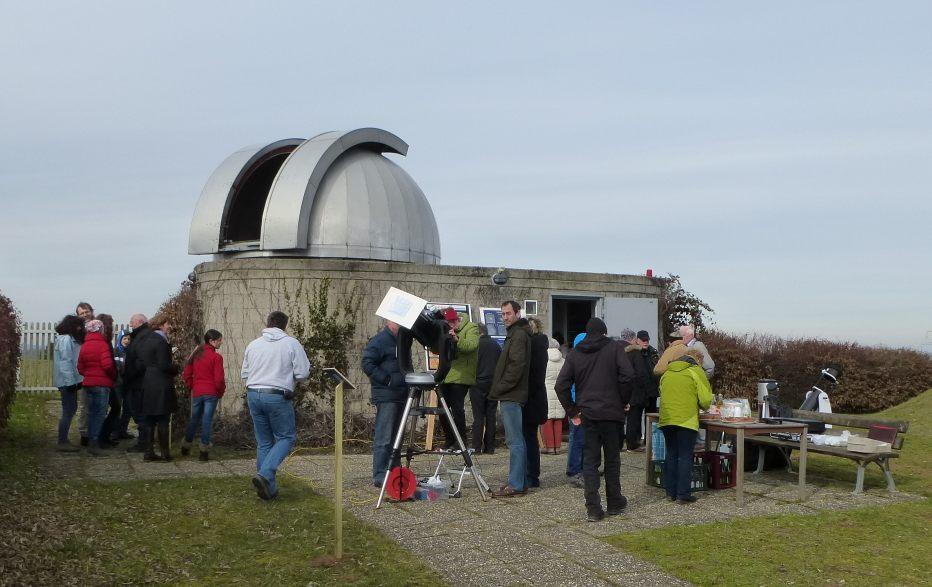 Astronomietag 2013 Sternwarte Höfingen