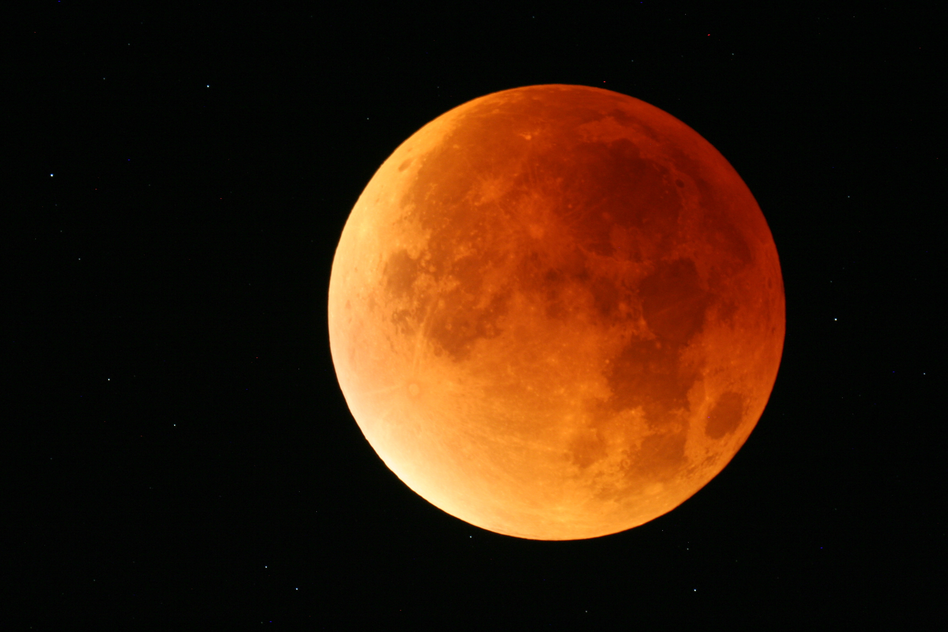 Mondfinsternis 28.09.2015