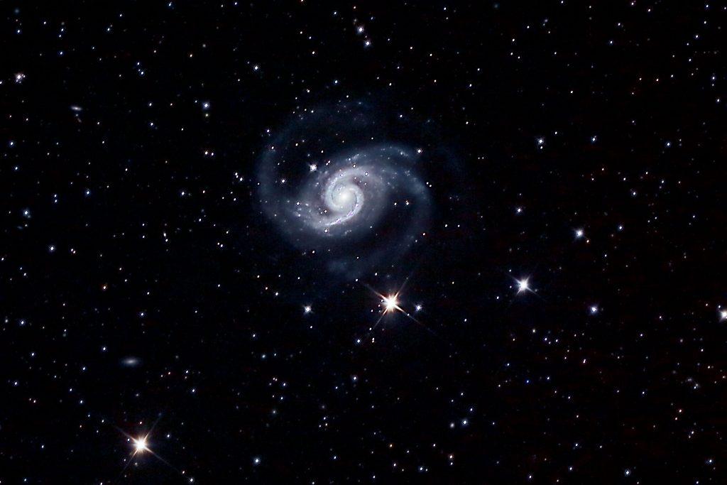 Galaxie NGC1566