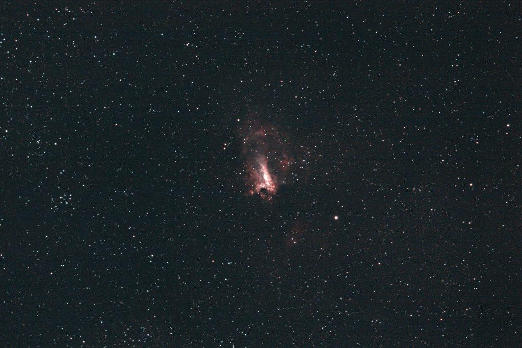 M17 Omega Nebel