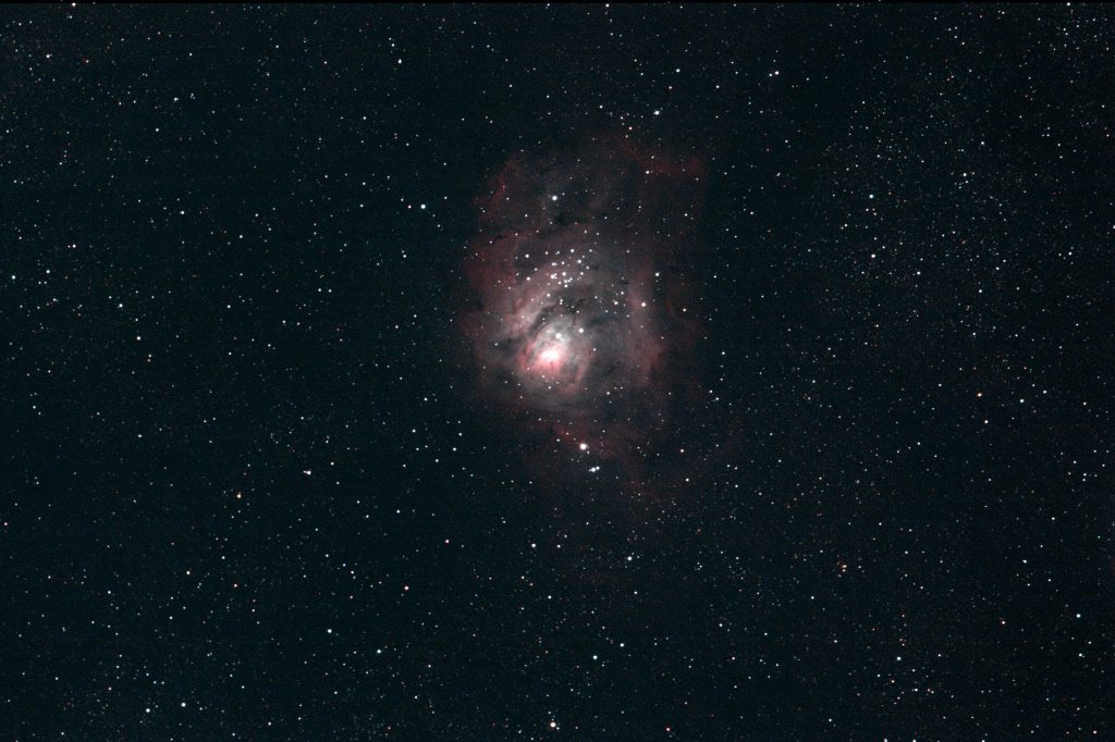 M8 Lagunen Nebel