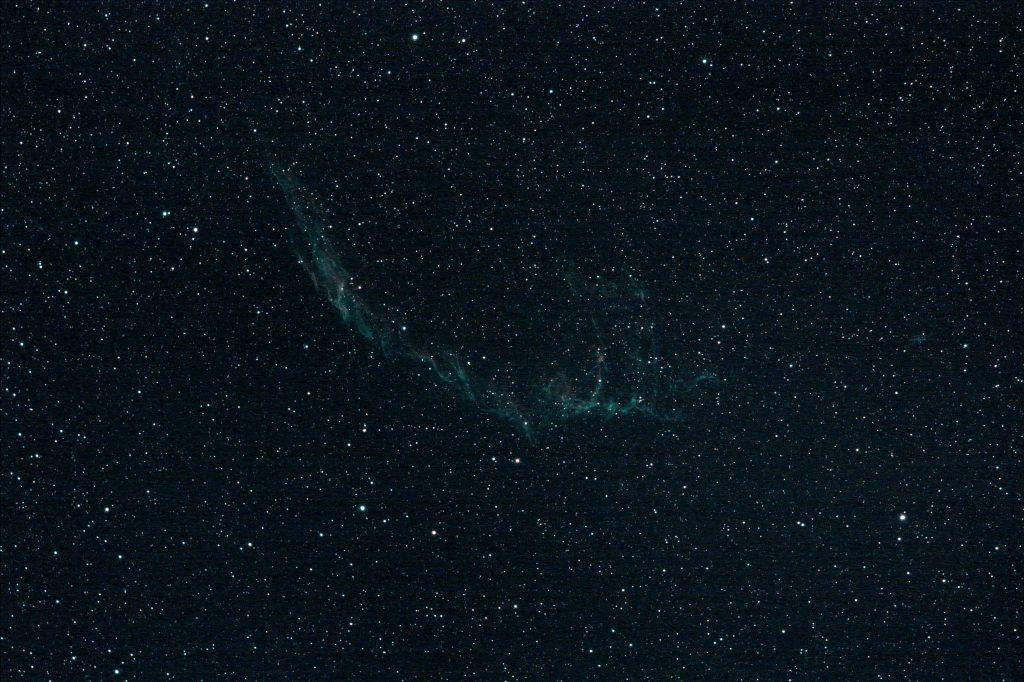 NGC6960 Cirrus Nebel